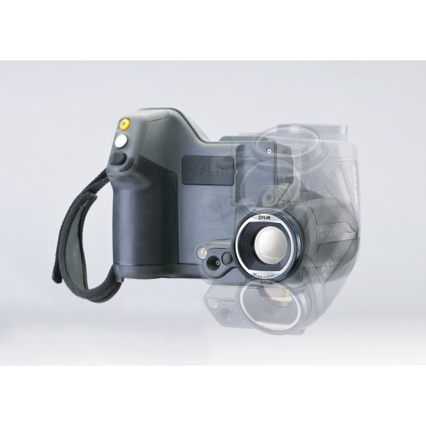 Cam ra thermique t420 flir thermographie infrarouge - Camera thermique location ...