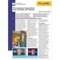 Note d'Application - Inspection circuits de vapeur - FLUKE