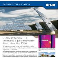 Note d'Application - Qualité panneaux photovoltaïque - FLIR
