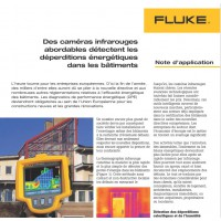 Note d'Application - Déperdition énergétique - FLUKE