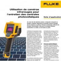 Note d'Application - Entretien d'une centrale solaire - FLUKE