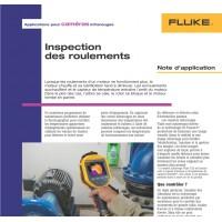 Note d'Application - Inspection des roulements - FLUKE