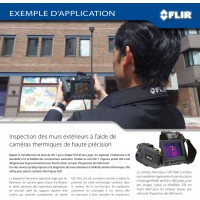 Note d'Application - Inspection des murs extérieurs - FLIR